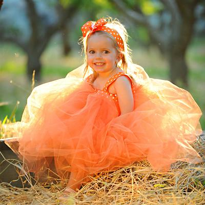 FTT-Orange-Polka-Dot-Tutu-Dress-Long-1