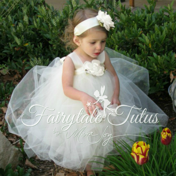 Ivory-Baby-Gown-Tulle-Weddings