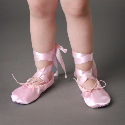 Pink Ballet Shoes for Toddlers