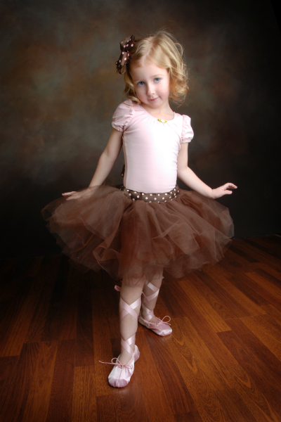 Pink Ballet Shoes & Ballet Clothes