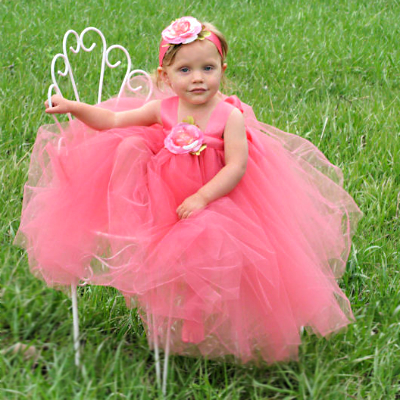 girls-coral-fairy-princess-dress