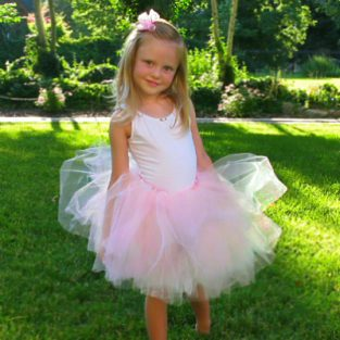 toddler ballet outfit