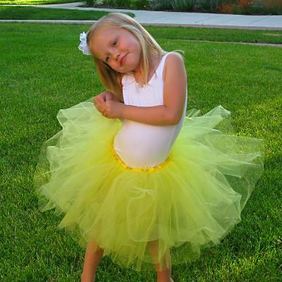 yellow-child-ballet-tutu