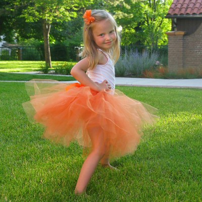 tulle birthday dress