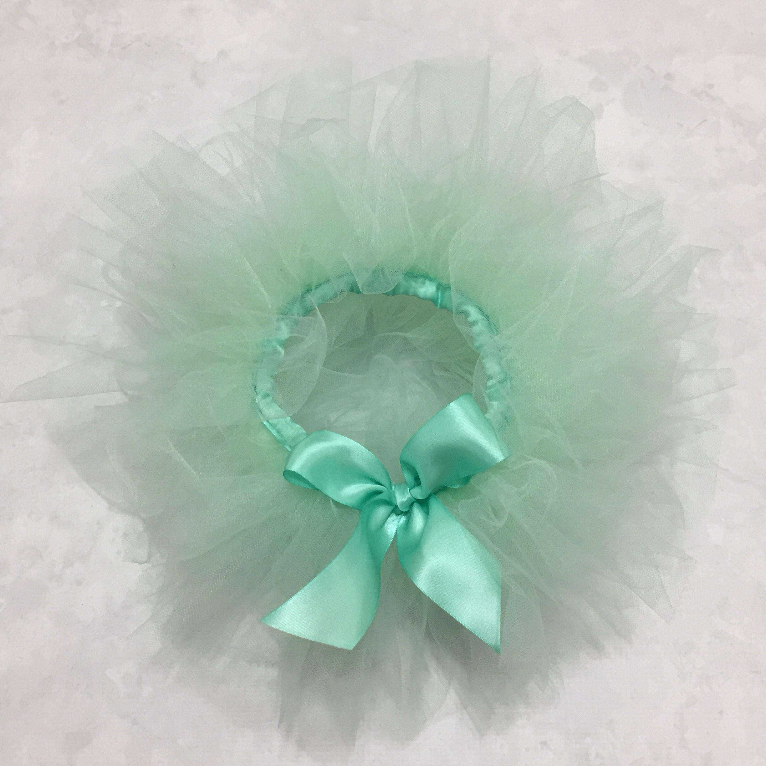 Mint 1st Birthday Tutu Baby Girl First Christmas Gift Ideas 1st Bday Outfit Set Cake Smash Clothing Infant Toddler Child Photo Props