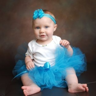 bda0e45e3 Turquoise Baby Tutu, 1st Birthday Outfit, Blue Fairy Princess Dress Up  Costume, Infant Toddler Girl First Bday Set, Cute Baby Shower Gift