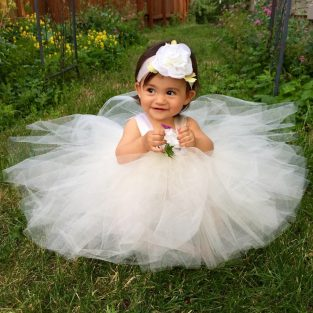 baby girl christening outfit